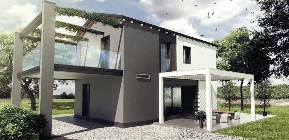 D55 double case ursella - Casa su due piani ...